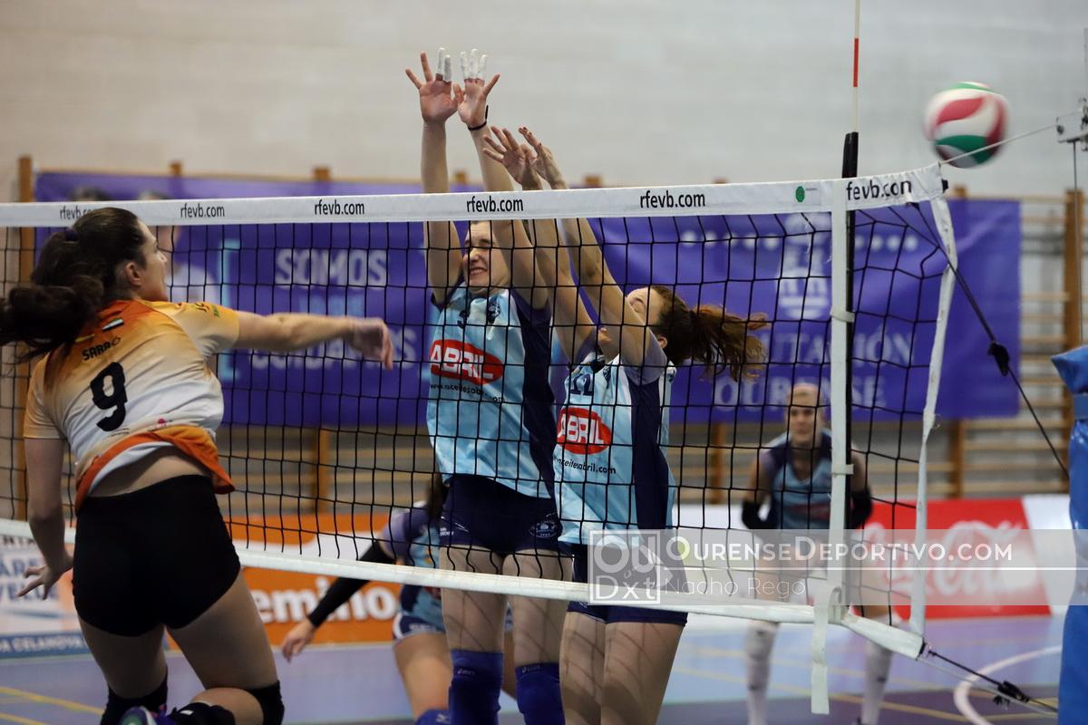 Aceites Abril Voleibol Foto Nacho Rego