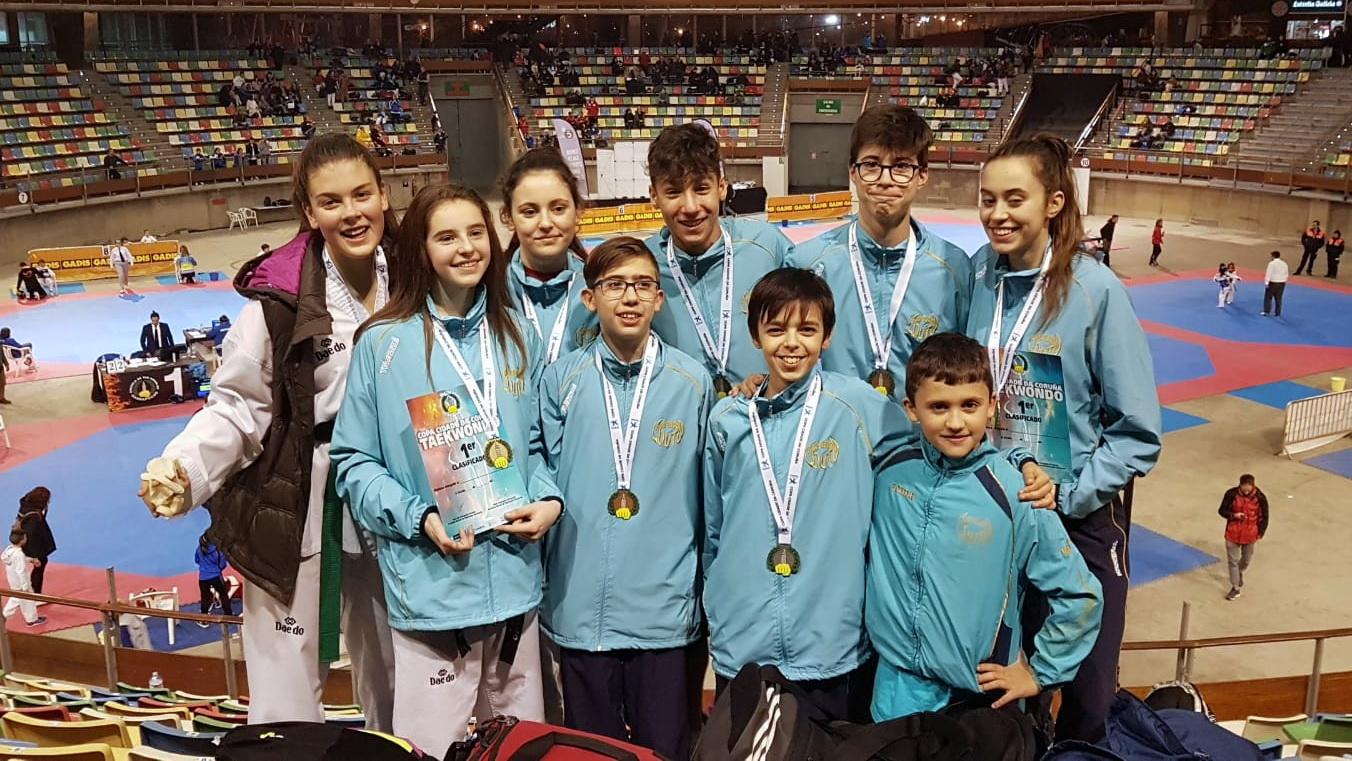 Copa Coruña 2019 couto taekwondo