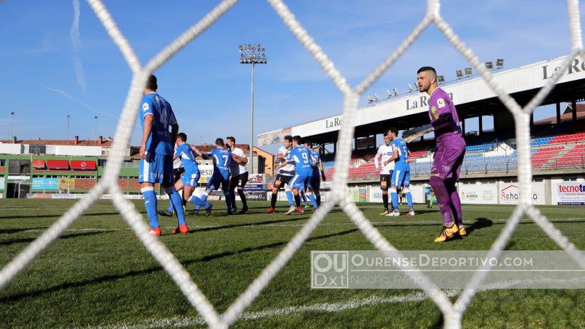Futbol provincial ourense Foto Nacho Rego