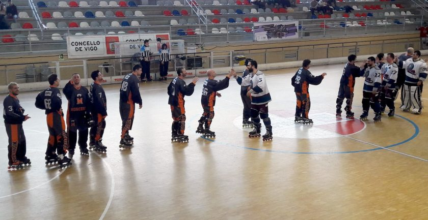 Morcegos Hockey Linea 2