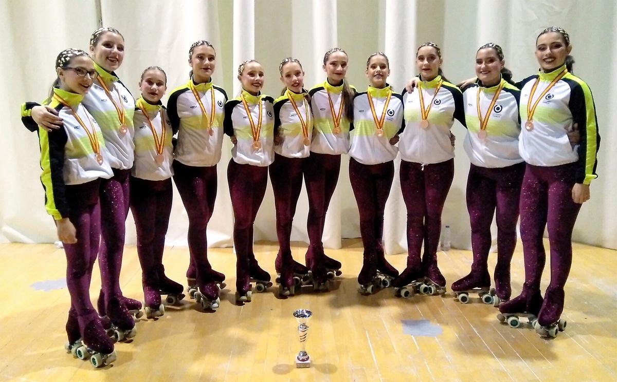 Ourela_bronce_Trofeo_Latina_Madrid