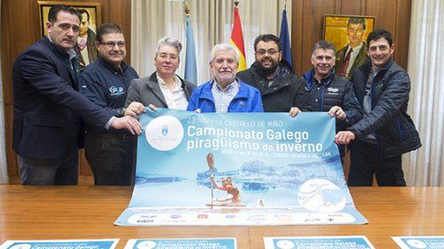 Campionato Galego de Piragüismo de Inverno