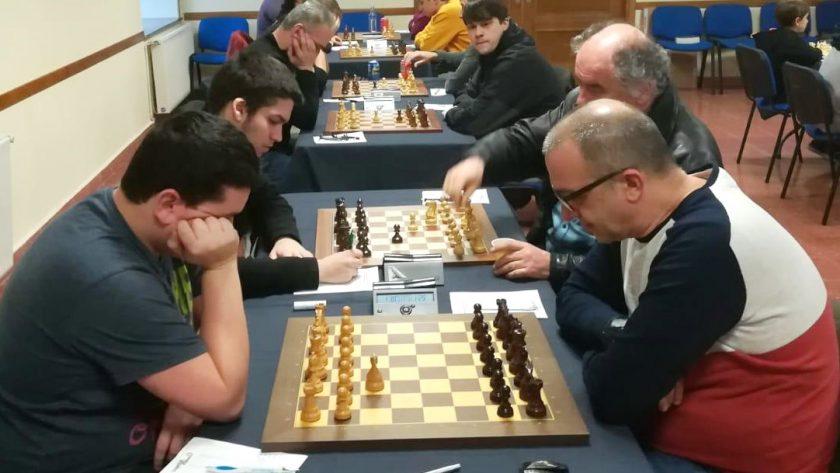 Xadrez.Verín.vs.Xadrez.Chantada.