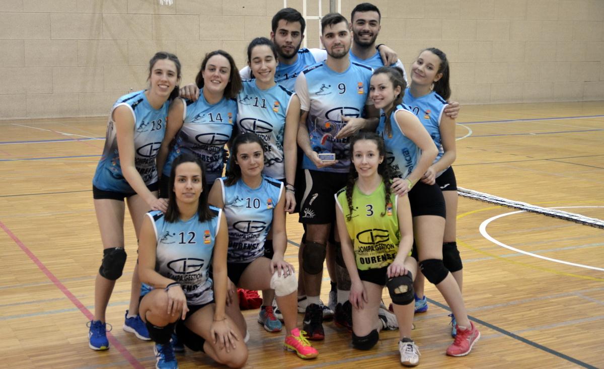 campus ourense voleibol