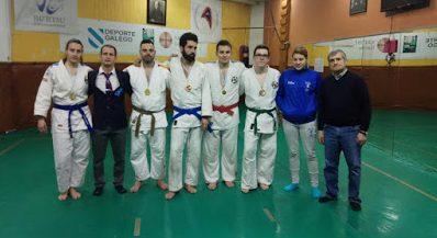 Campeonato gallego de Jiu Jitsu masculino y femenino