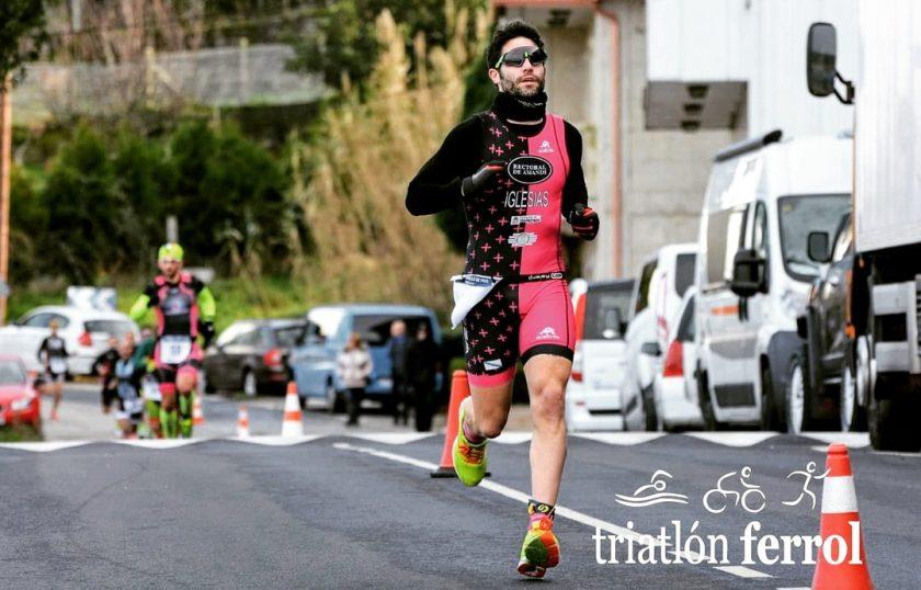 Roi Martínez (Foto: Triahlón Ferrol)