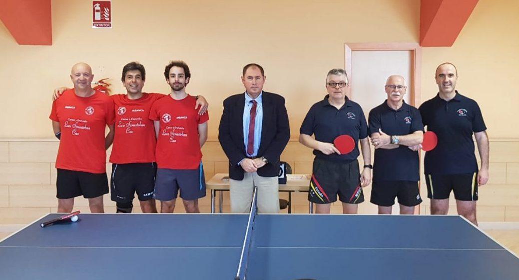 Tenis de mesa: Galmédica Ourense TM - Oroso Tm Peluqueria Tije 12 @ Paco Paz | Ourense | Galicia | España