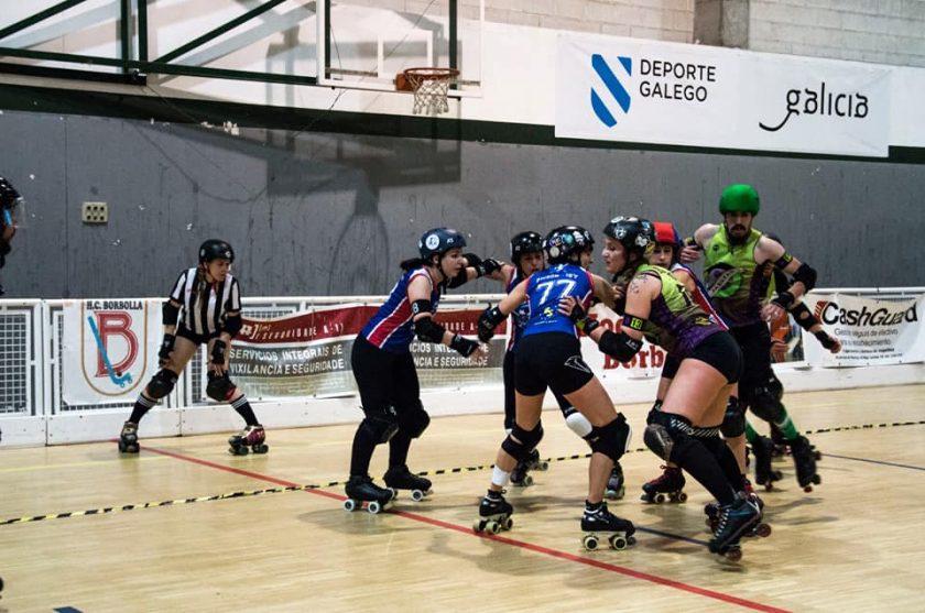 Jabatas -LigaGalega-Roller Derby