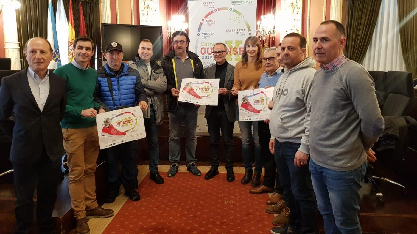 2019 Correndo por Ourense