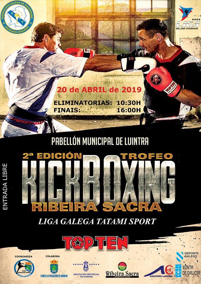 Liga Gallega de Tatami Sport - Kickboxing @ Pabellón Municipal de Luintra | Luintra | Galicia | España