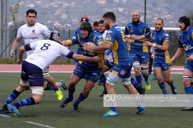 Relevo en la presidencia del Campus Universitario Ourense Rugby