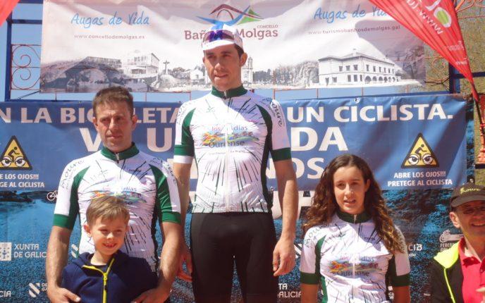 "Samuel García vencedor final de ""Los 4 días de Ourense"""