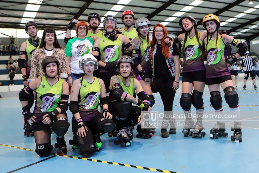 Jabatas Roller Derby Foto Nacho Rego