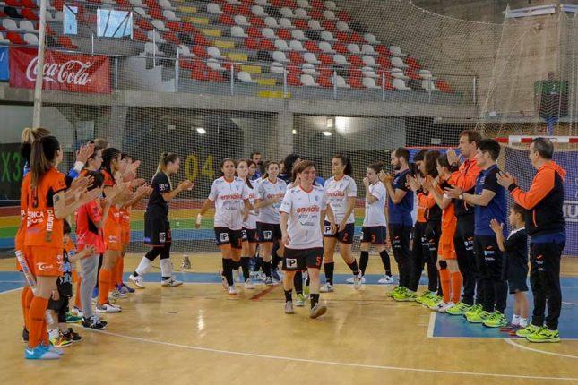 Ourense Envialia no pudo con Burela en la Final de la Copa Galicia