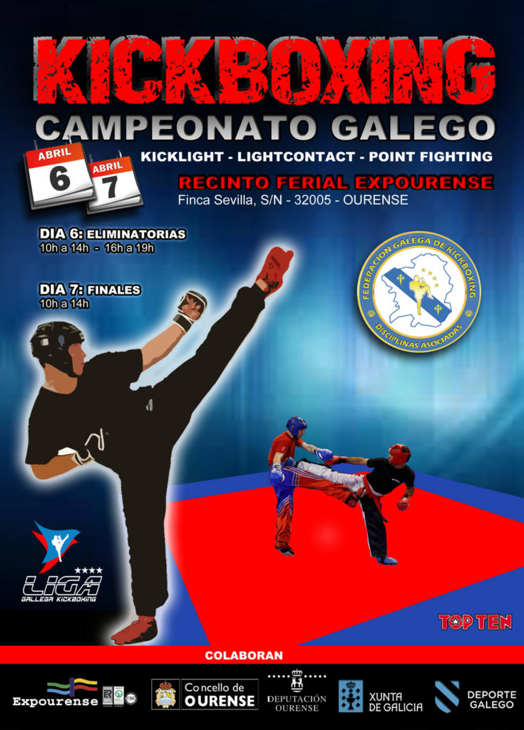 CAMPEONATO GALEGO TATAMI SPORT 6-ABRIL-2019