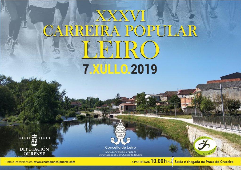 XXXVI Carrera Popular de Leiro - 2019 @ Leiro | Galicia | España