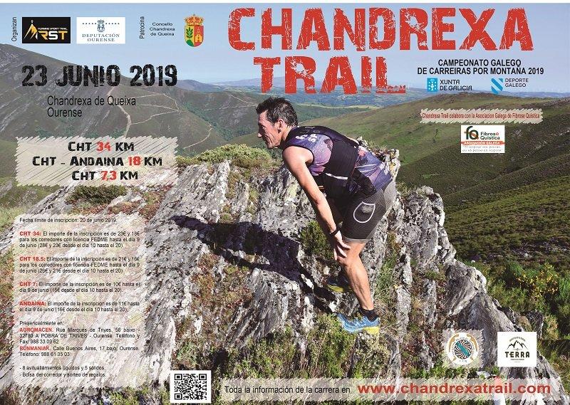 Chandrexa Trail 2019 @ Chandrexa - Ourense