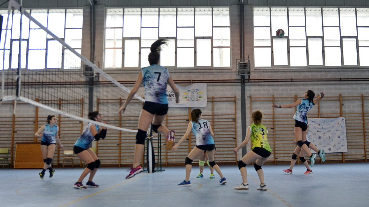 club voleibol San Martiño
