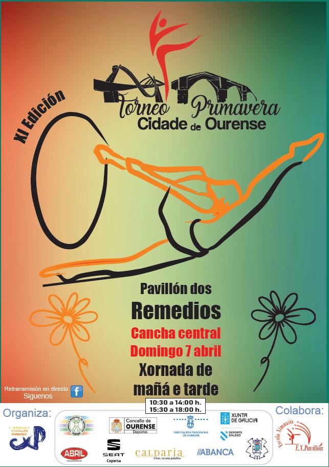 torneo primavera ritmica ourense
