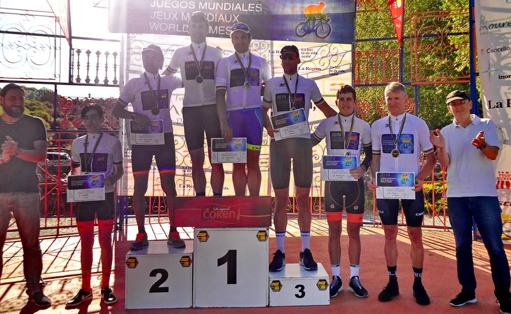 Juegos Mundiales de Ciclismo 2019
