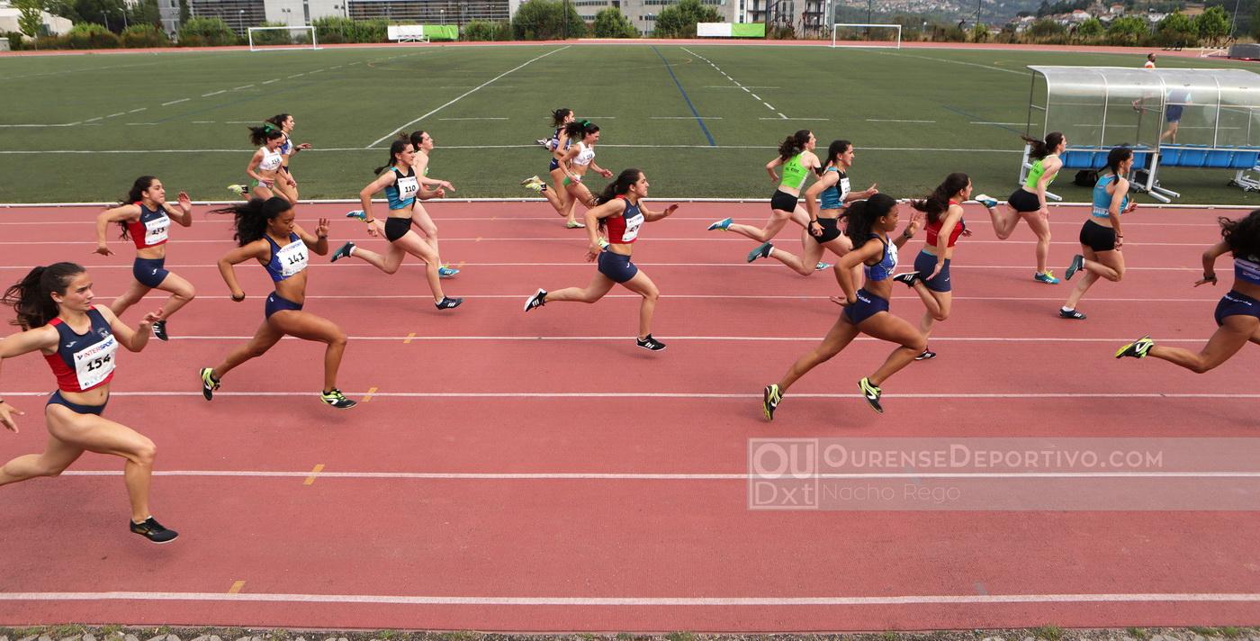 Copa Deputacion Atletismo Foto Nacho Rego