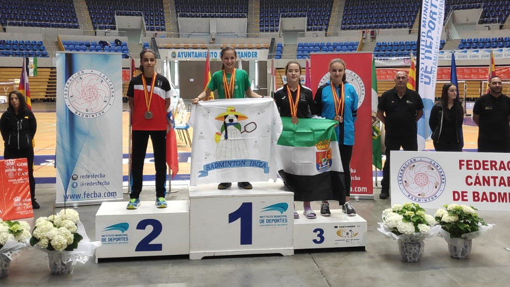 Ana Novoa Athlos Badminton (1)