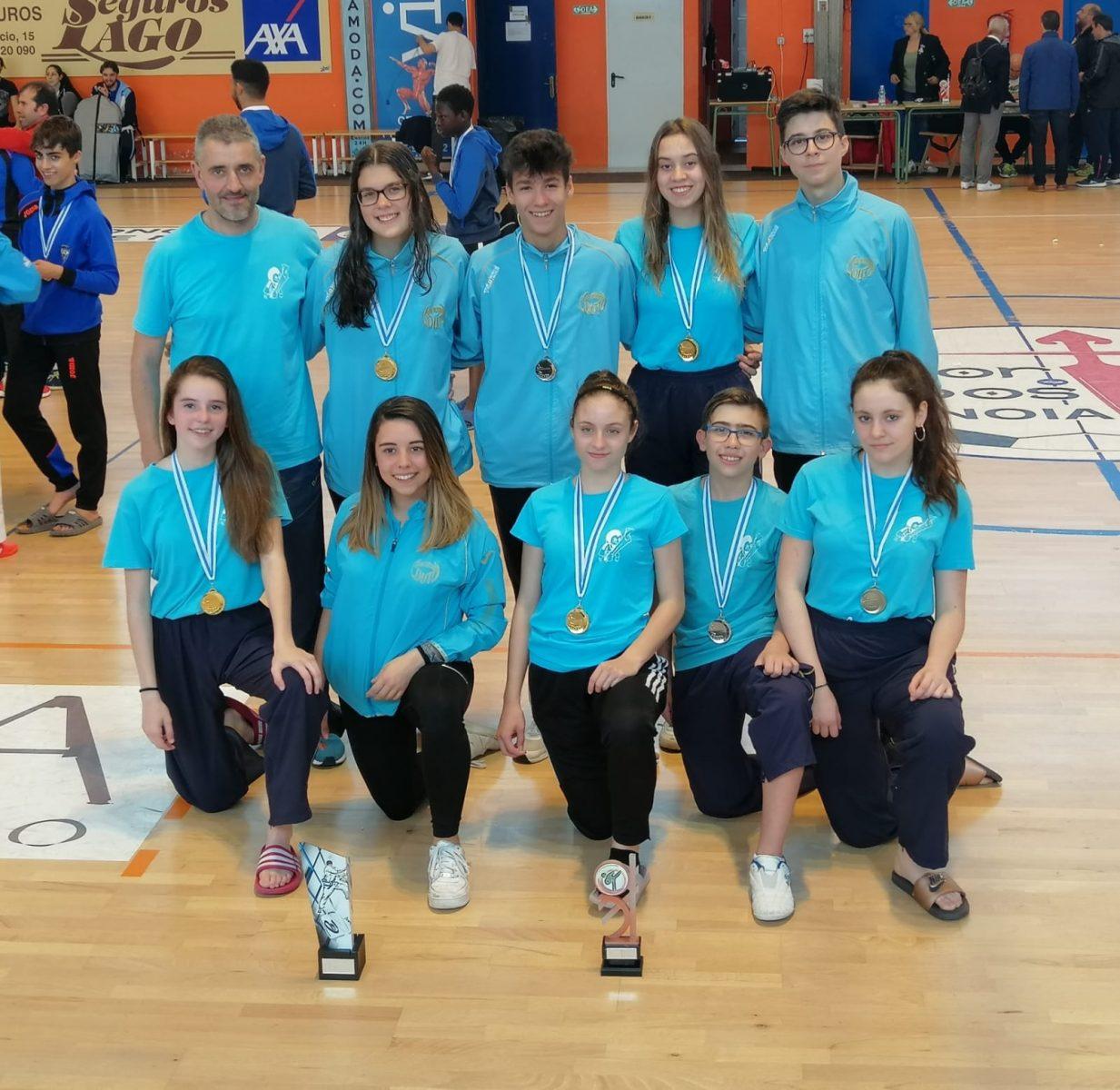 Cto. Galego Junior Taekwondo Couto 2019 - III (2)