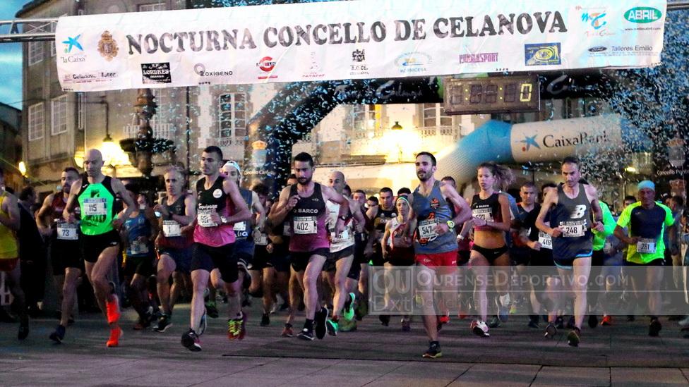 Nocturna Celanova Foto David Martinez