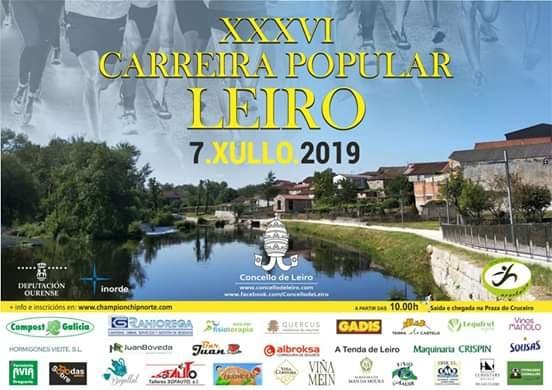 XXXVI CARRERA POPULAR DE LEIRO