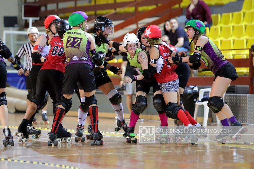 Jabatas Sereas Roller Derby Foto: Nacho Rego
