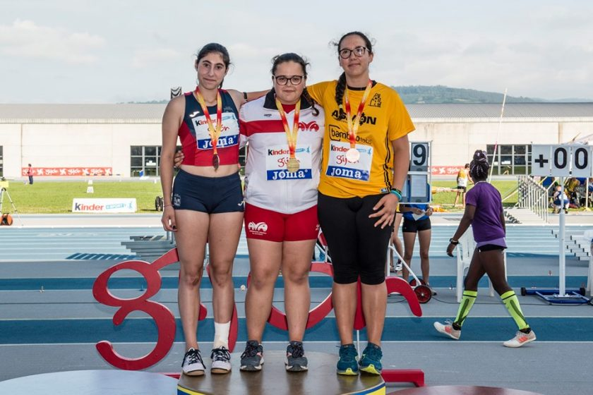 Sandra Pereira Martillo / Gijón/Xixón Deporte