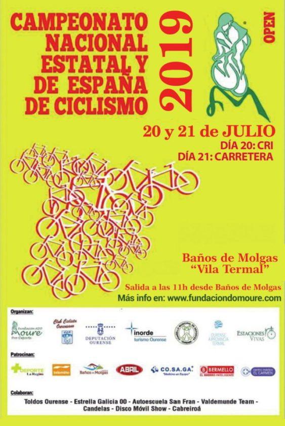 campeonato de españa de ciclismo 2019