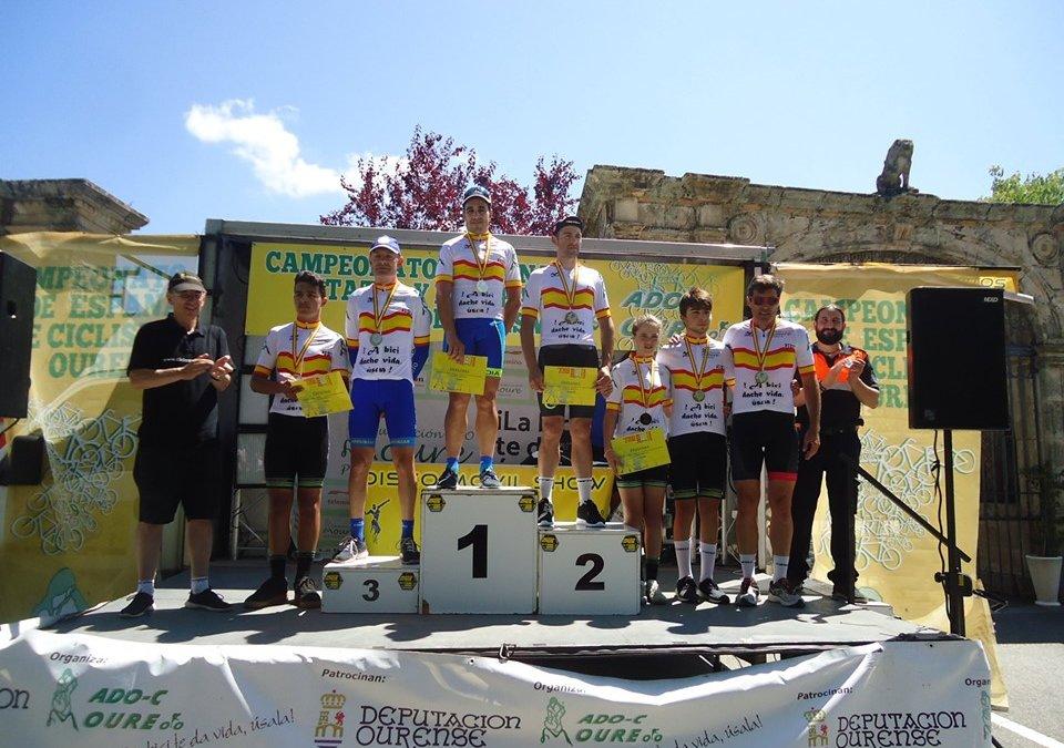 """Campeonato de España de Ciclismo """"OPEN"""" Ciclismo Para Todos"""
