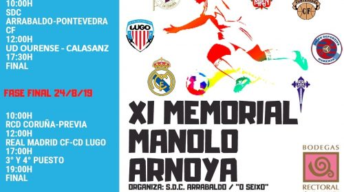 Memorial Manolo Arnoya