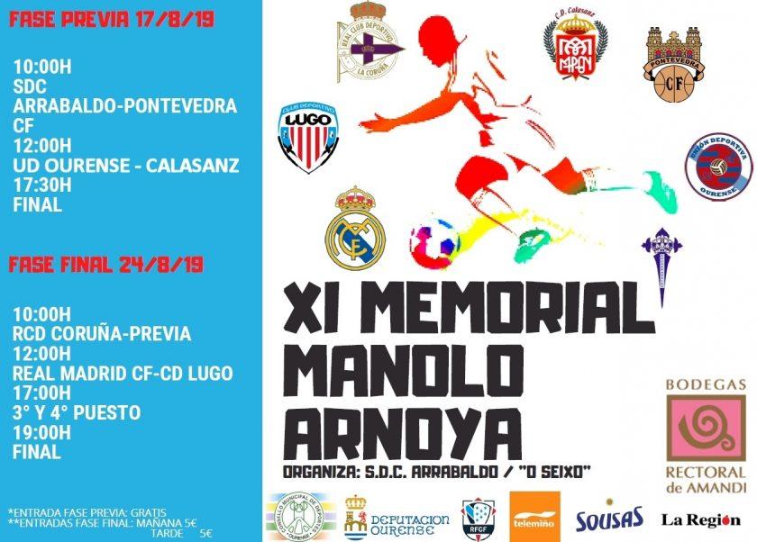 Memorial Manolo Arnoya