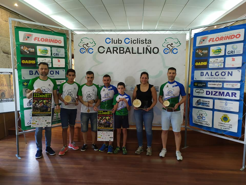mini btt Carballiño 2019