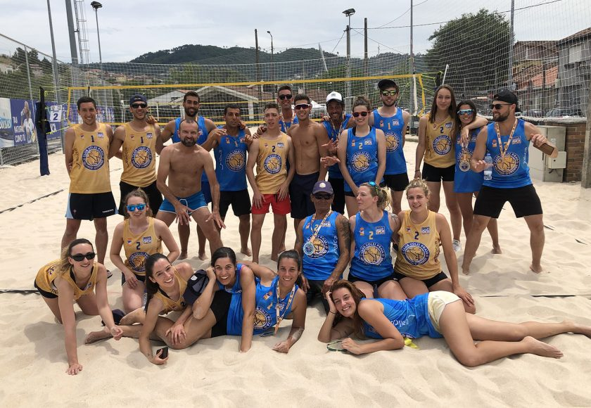 voley playa oira sousas