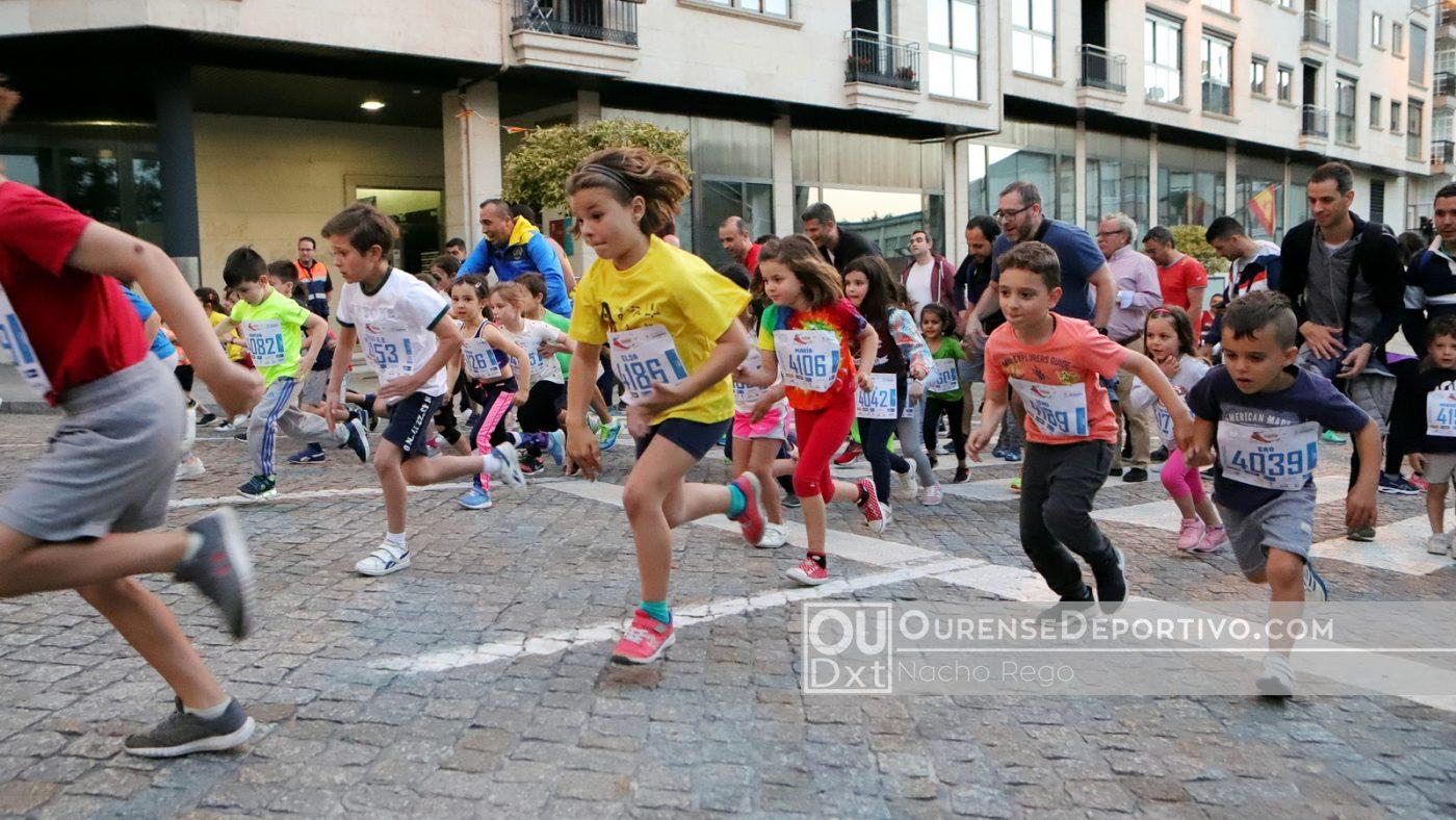 Correndo por Ourense Couto 2019 Foto Nacho Rego