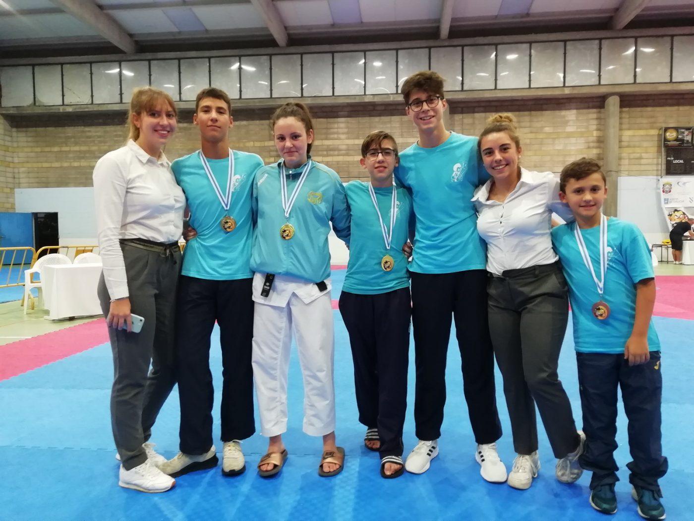 Couto Taekwondo Vila de Moaña-Patiño 2019 I