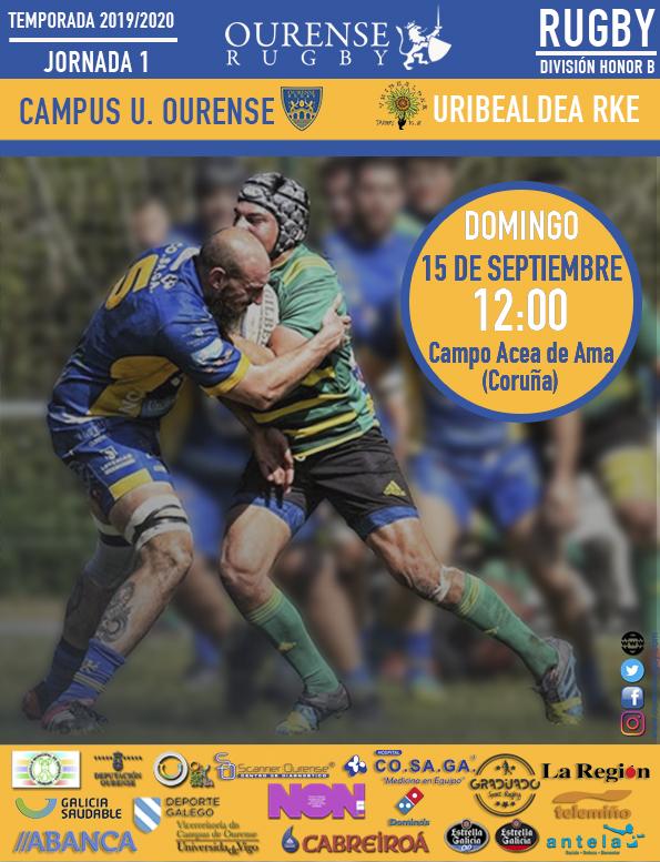 Campus Universitario Ourense Rugby