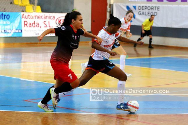 Fútbol provincial: Resultados de la jornada de los equipos ourensanos (F11 y Sala)