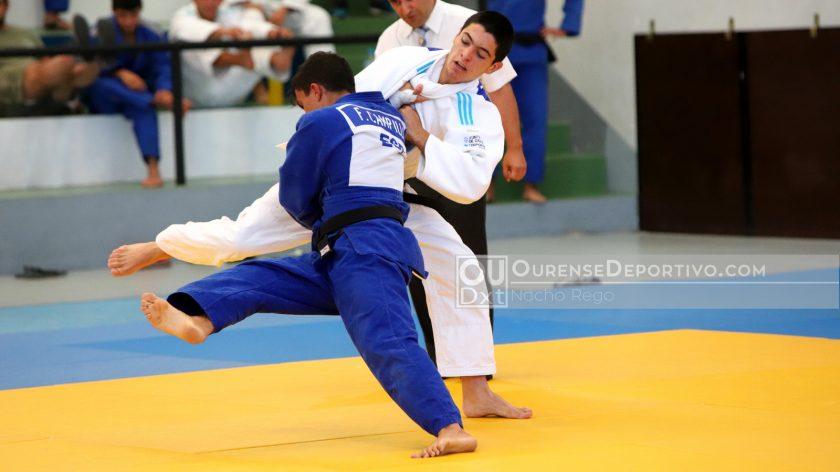 Liga Judo Ourense 1 Foto Nacho Rego