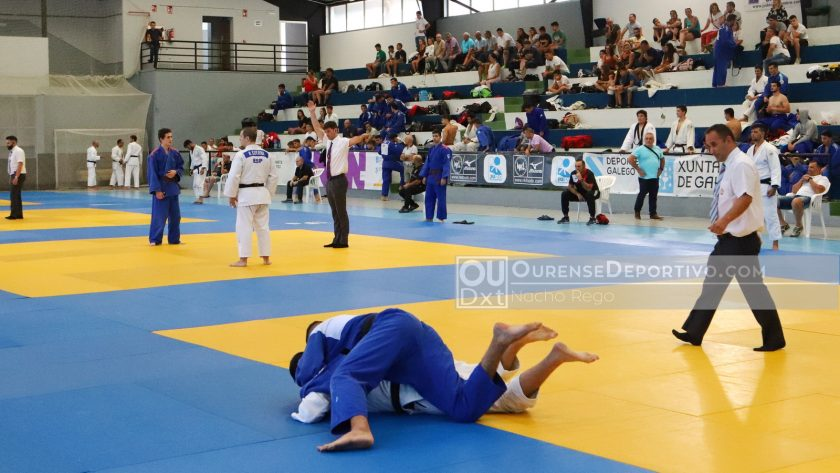 Liga Judo Ourense Foto Nacho Rego