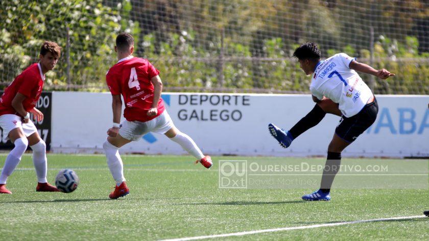 OurenseCF Juvenil Tumbeiro Foto David Martinez