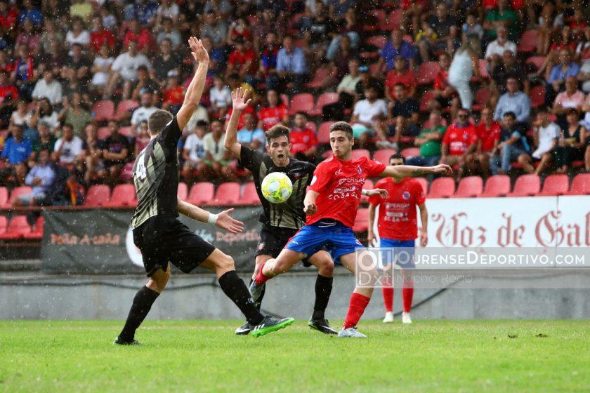 UD Ourense Choco Foto Nacho Rego 2019