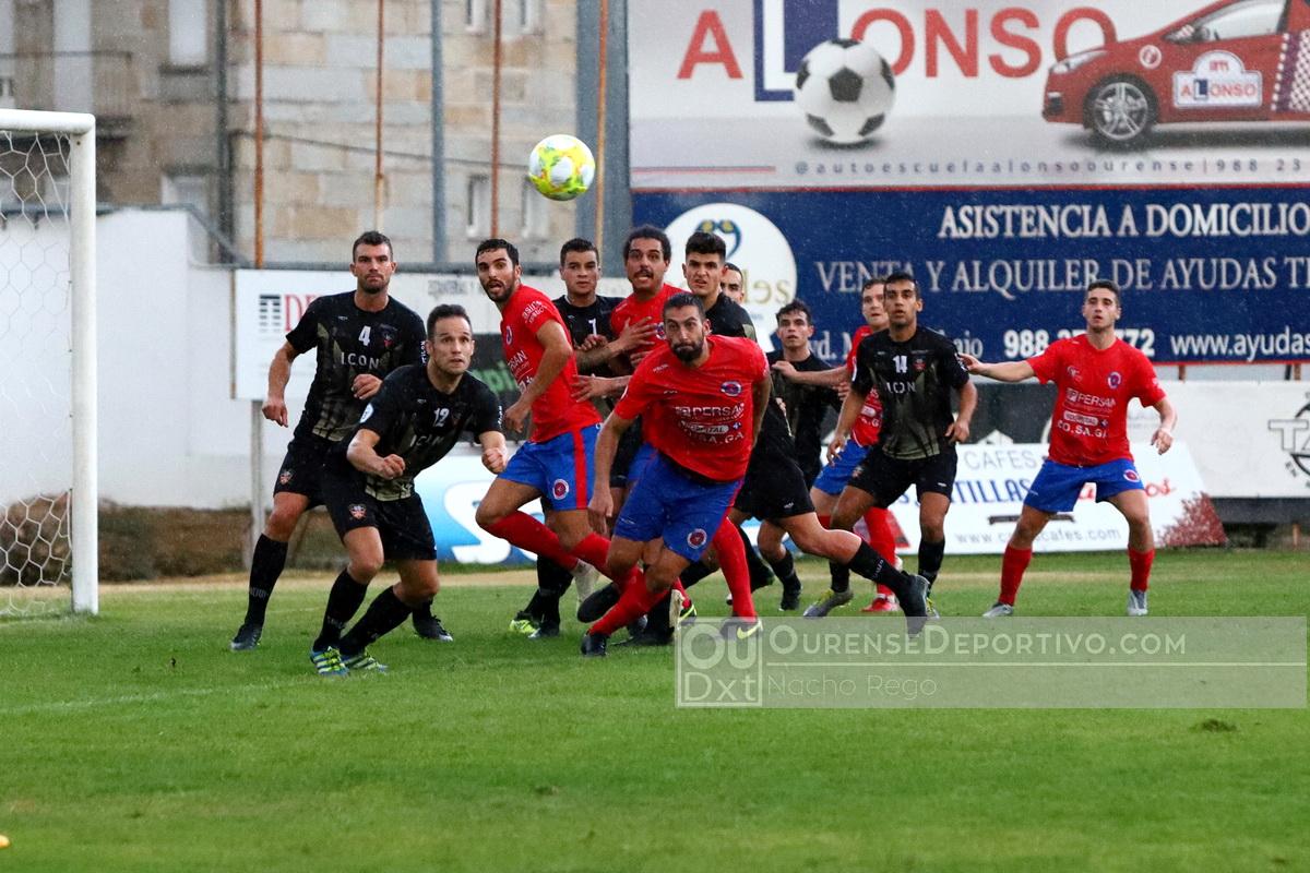 UD Ourense Choco Foto Nacho Rego