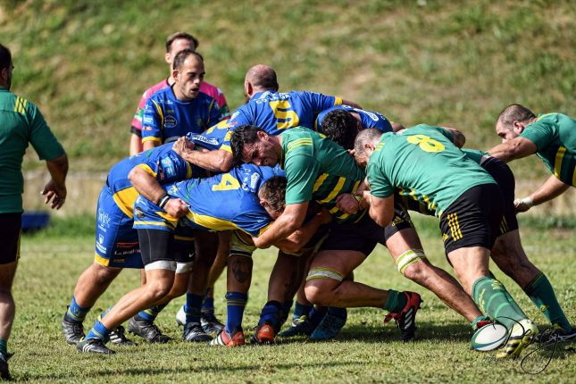 Campus Rugby Ourense empieza la liga con victoria