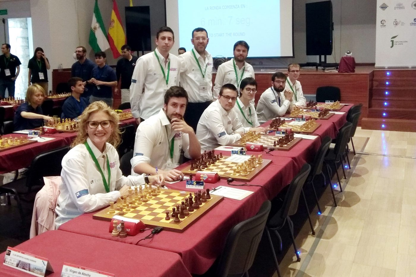 xadrez ourense linares 2019