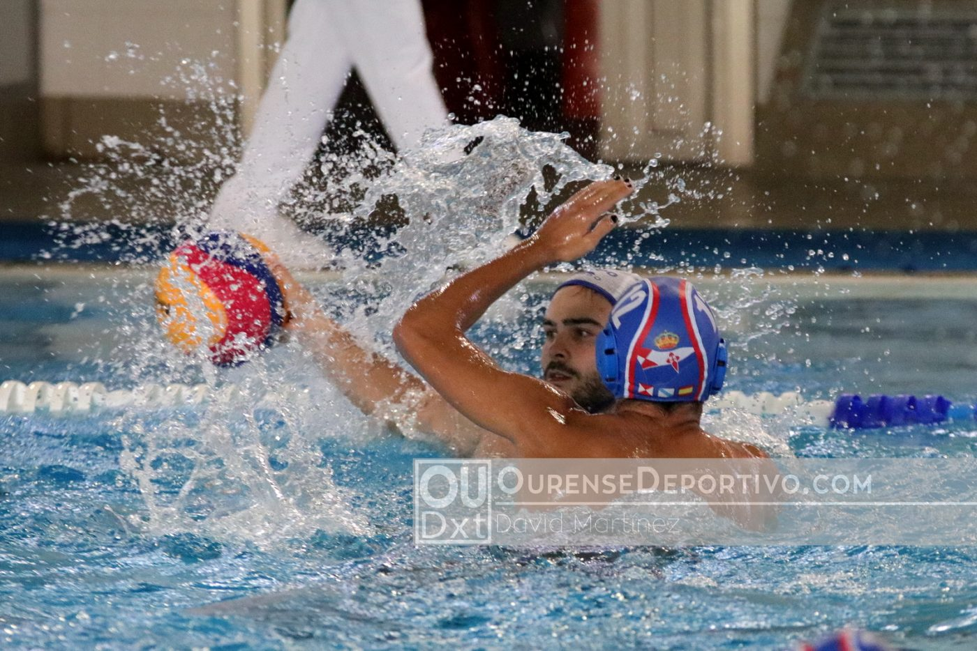 Waterpolo Supercopa Foto David Martinez