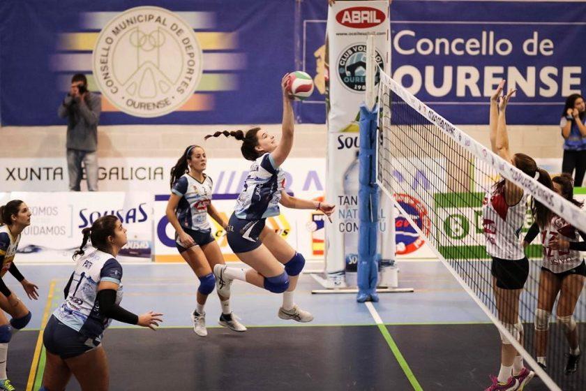 CVO Aceites Abril Voleibol